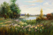 Witmer - Spring Flowers and Vista