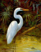 Kilian - Tropical Egret I