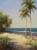 Dupre - Palms On The Beach II