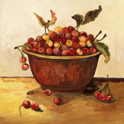 Suzanne Etienne - Bowl of Cherries