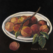 Suzanne Etienne - Bowl of Peaches