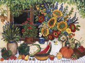 Suzanne Etienne - Bounteous Table