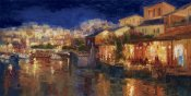 Robert Lawson - Mediterranean Evening