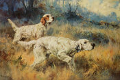 Percival L. Rosseau - Two Setters