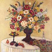 Suzanne Etienne - Summer Floral with Fruit
