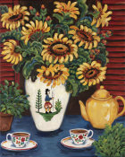 Suzanne Etienne - Sunflower Tea