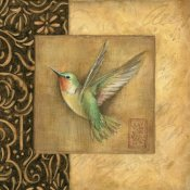 Susan Winget - Hummingbird Square