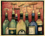 Susan Winget - Cork Screws and Wine