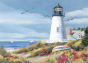 Kathleen Denis - Lighthouse Harbor I