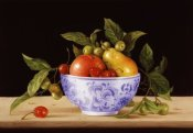 Patrick Farrell - Apples, Cherries & Pear