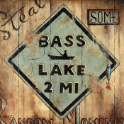 Janet Kruskamp - Bass Lake