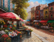 Han Chang - Flower Market Cafe