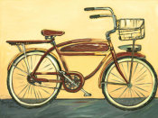 Suzanne Etienne - Bicycle with Basket