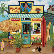 Suzanne Etienne - Mermaid Cafe