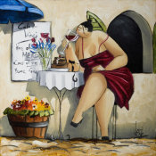 Ronald West - Wine Tasting at Café da Vinci II
