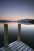John Potter - Derwent Water Jetty and Skiddaw