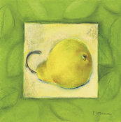 Dona Turner - Yellow Pear