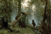 I. Shishkin - Morning In A Pine Forest