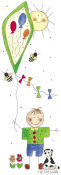 Tressa Stubbs - Three Balloon Kite