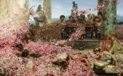Sir Lawrence Alma-Tadema - The Roses of Heliogabalus, 1888