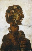 Giuseppe Arcimboldo - The Four Elements - Earth