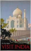 William Spencer Bagdatopoulus - Visit India, The Taj Mahal
