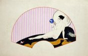 Georges Barbier - Odalisque With a Crystal Ball