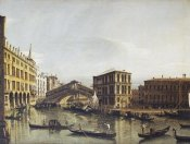 Bernardo Bellotto - The Grand Canal, Venice