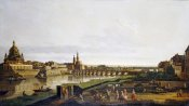 Bellotto Bernardo - A View of Dresden
