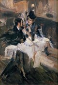 Giovanni Boldini - The Sweethearts Lunch