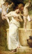 William-Adolphe Bouguereau - Blessures D'Amour