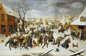 Pieter Bruegel the Elder - The Massacre of The Innocents