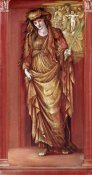 Sir Edward Burne-Jones - Sibylla Tiburtina