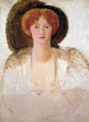 Sir Edward Burne-Jones - Hope