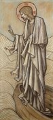 Sir Edward Burne-Jones - Christ Stilling The Waves