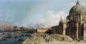 Giovanni Antonio Canal - The Entrance To The Grand Canal, Venice