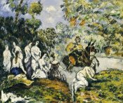Paul Cezanne - Scene Legendaire