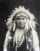 Edward S. Curtis - Chief Joseph, Nez Perce, 1903