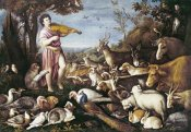 Leandro Da Ponte - Orpheus Charming The Animals