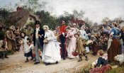 Sir Samuel Luke Fildes - The Village Wedding