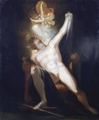 Johann Heinrich Fuseli - The Birth of Sin
