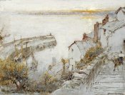 Albert Goodwin - Clovelly