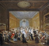 Giuseppe Grisoni - The Subscription Ball In The Haymarket