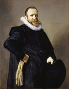 Frans Hals - Portrait of a Gentleman