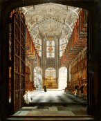 John Harwood - A View of The Interior of Henry VII's Chapel, Westminster Abbey