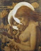 Louis Welden Hawkins - The Haloes