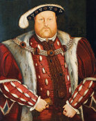 Hans Holbein - Portrait of King Henry VIII