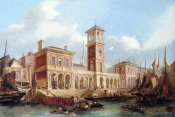 James Holland - Billingsgate Market
