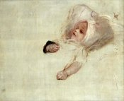 Sir Thomas Lawrence - Portrait of a Baby, Head and Hands