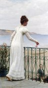 Edmund Blair Leighton - A Favour